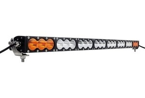 24x10 WATT TURUNCU-BEYAZ 24 LED BAR 110 CM