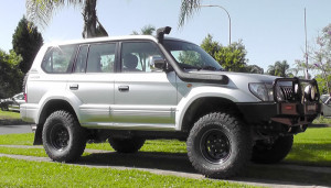 Toyota Land Cruiser Prado 90 97-02