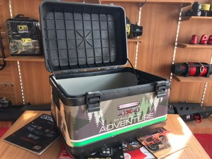 BUSHMAN 85 LT BAGAJ BOX Adventure