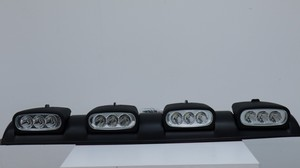 OFF ROAD 4LÜ TAVAN LED BAR