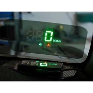 GPS Km Hız Ölçer (Head Up Display)